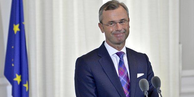 Hofer glaubt an FPÖ-Bürgermeister in Wien