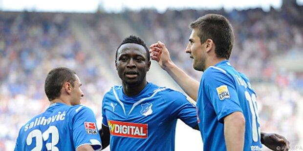 Hamburger SV kassierte 1:5-Debakel bei Hoffenheim