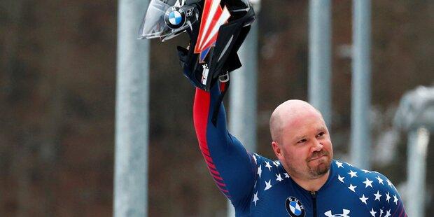 US-Olympiasieger stirbt mit 37 Jahren