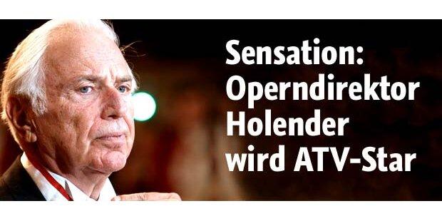 ATV: Operndirektor Holender wird TV-Star