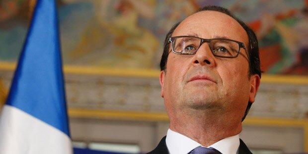 Hollande kündigt Initiative gegen Terrorismus an