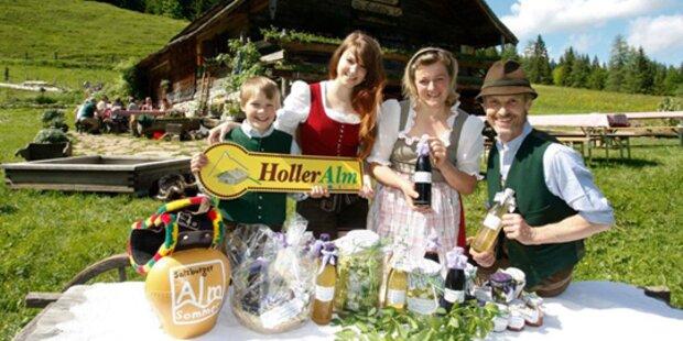 Holunderblütenfest am Fuschl- und Wolfgangsee