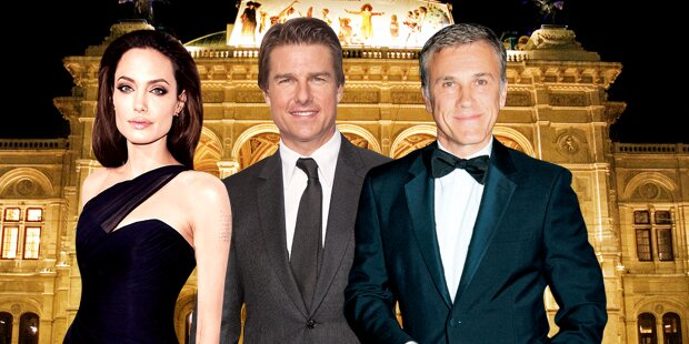Hollywood kommt nach Wien
