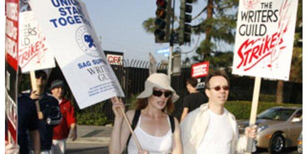 Hollywood-Autoren und Studios ohne Einigung