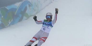 Holte erstes Snowboard-Silber für Österreich