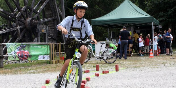 Familienfest im Holzknechtmuseum in Ruhpolding