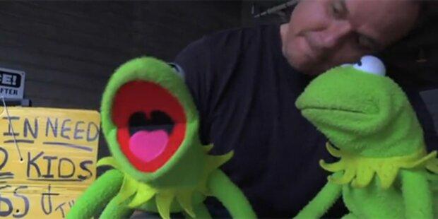 Kermit singt