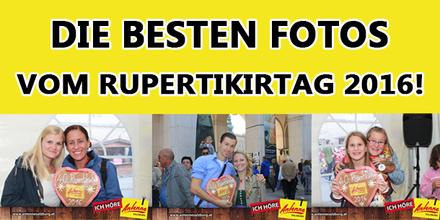 40. Jahre Salzburger Rupertikirtag