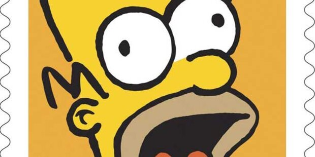 Homer Simpson stimmt für Mitt Romney