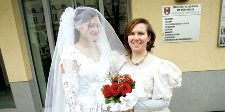 Haft: Beamtin lehnte Homo-Ehe ab