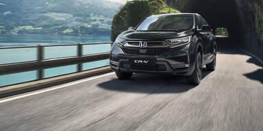 Honda CR-V Hybrid jetzt auch als Sport Line