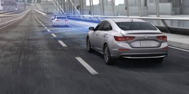 Honda bringt innovatives Fahrerassistenzsystem