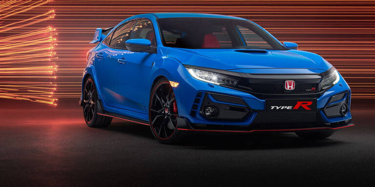 Facelift für den Honda Civic Type R