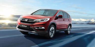 Honda frischt den CR-V auf