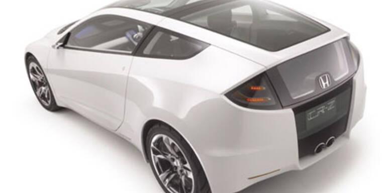 Honda zeigt ultraleichten Hybrid-Sportwagen