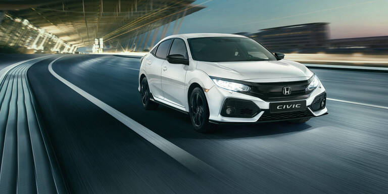 Honda bringt den Civic Dynamic