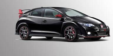 Honda schärft den Civic Type R nach