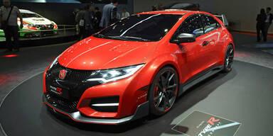 So kommt der neue Honda Civic Type R
