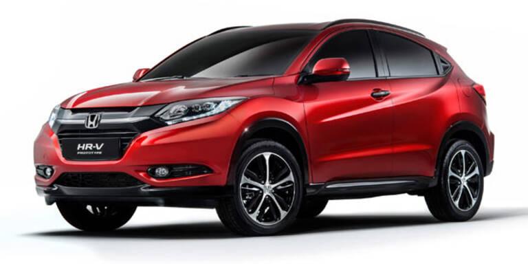 Honda bringt Kompakt-SUV HR-V