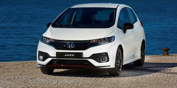 Honda verpasst dem Jazz ein Facelift