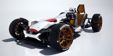 Abgefahren: Honda stellt Project 2&4 vor