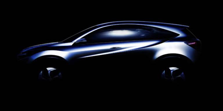 Honda bringt ein kompaktes Mini-SUV