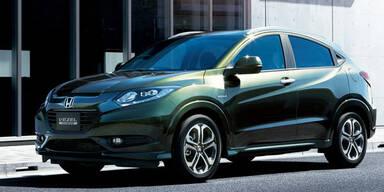 Verkaufsstart von Hondas neuem Mini-SUV