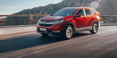 Startschuss für den neuen Honda CR-V