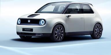 """Honda """"e"""" wird eines der coolsten Elektroautos"""