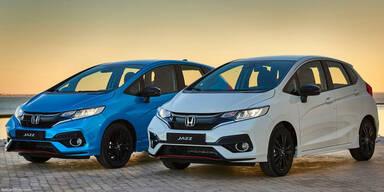"""Jetzt startet der """"neue"""" Honda Jazz"""