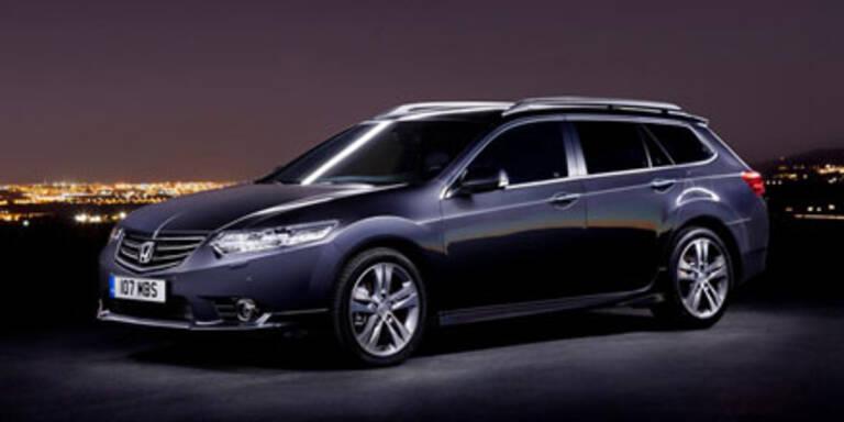 Honda verpasst dem Accord ein Facelift
