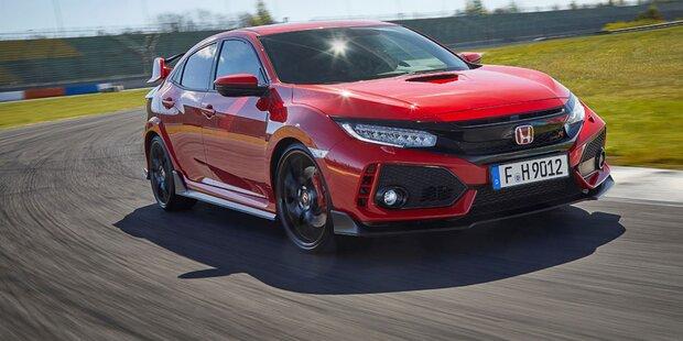 Startschuss für den neuen Civic Type R