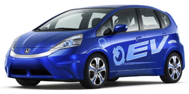 Honda bringt Elektrovariante des Jazz