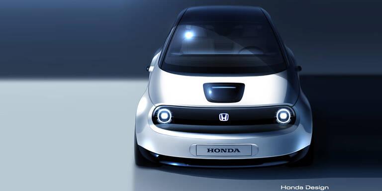 So kommt Hondas cooler Elektro-Flitzer