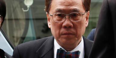 Hongkong: Ex-Regierungschef muss ins Gefängnis