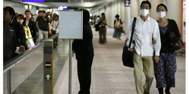 China streicht Mexiko-Flüge