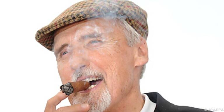 Hopper kämpft gegen Prostatakrebs