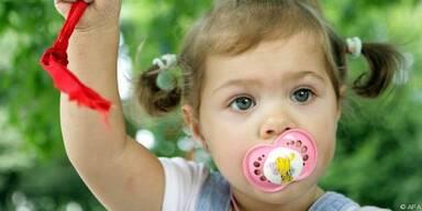 Hormonell wirksame Chemikalien in Babyschnullern