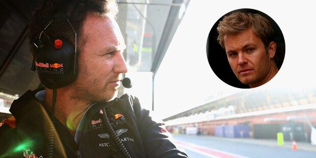 Red-Bull-Teamchef wütet gegen Rosberg