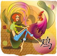 Horoskop_Hahn