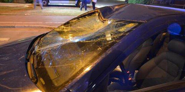 Zwei Männer nach Unfällen in Lebensgefahr