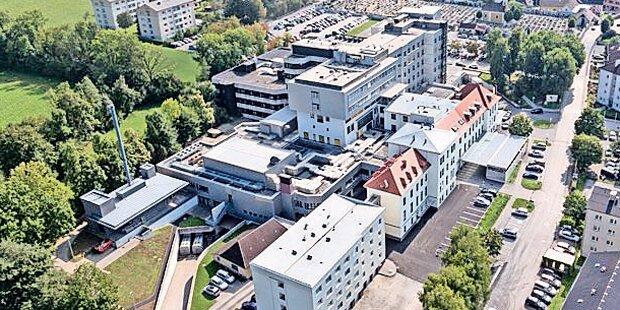Horror-Spital: Patientin (81) ausgegraben