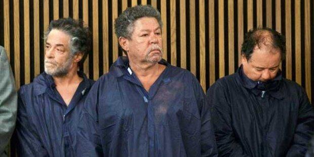Horror-Brüder vor Gericht
