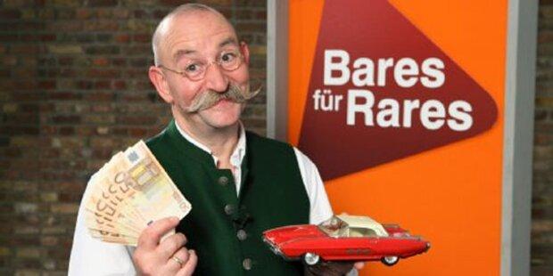 Aus TV-Koch Horst Lichter wird Trödler