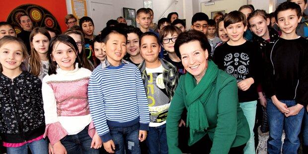 Schule: Ein Drittel weniger Beamte