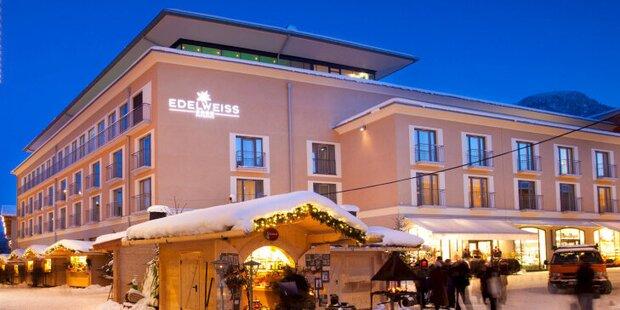 Gutscheine für das Hotel Edelweiß Berchtesgaden