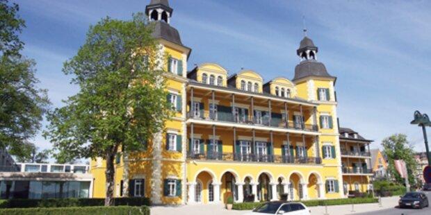 Schlosshotel Velden: Verkauf geplatzt
