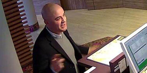 Mann erleichterte Hotelgäste um 15.000 Euro
