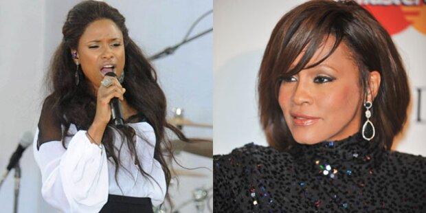 Grammys: Hudson sang für Houston