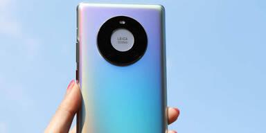Huawei greift mit dem Mate 40 Pro an